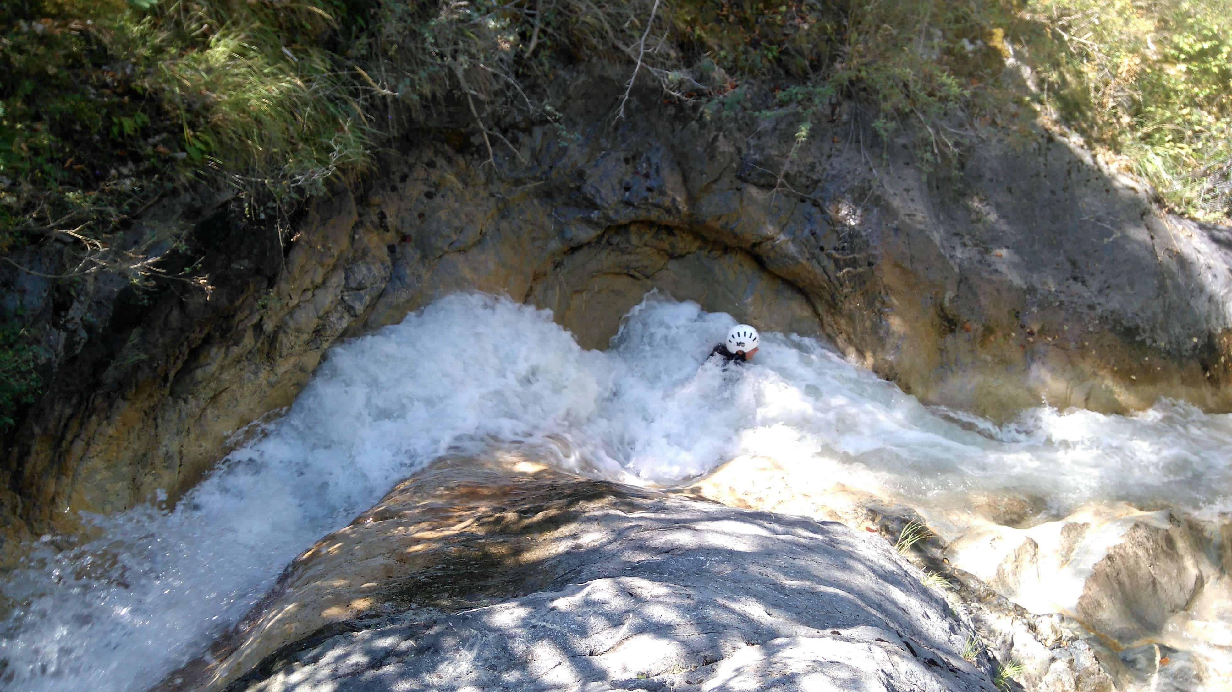 Canyoning Ubaye