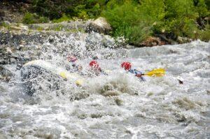 Ubaye rafting