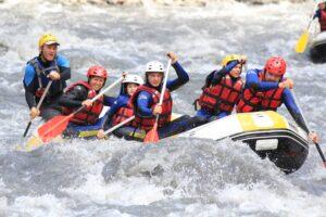 Rafting Pra Loup Ubaye