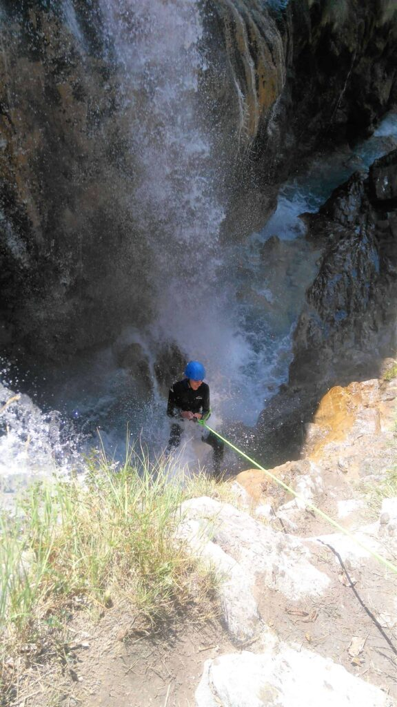 Canyon Barcelonnette