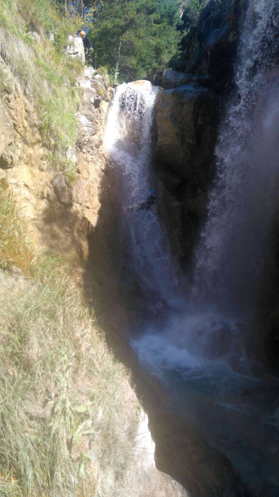 Canyoning Barcelonnette