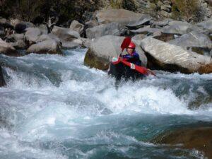 Ubaye Kayak