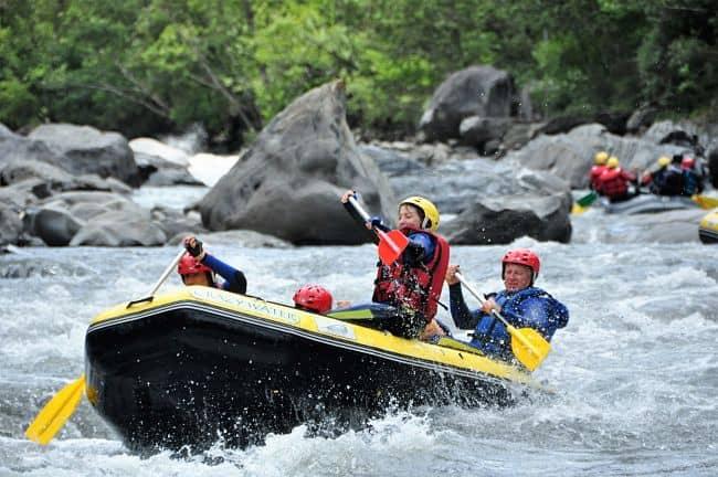 rafting ubaye Barcelonnette
