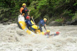 Rafting en Ubaye EVG