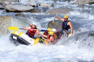 Rafting Barcelonnette CE